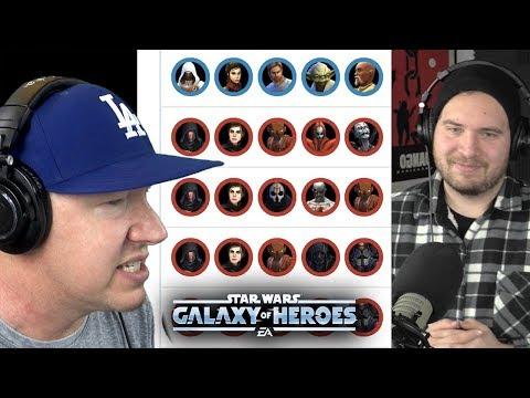 Finn Worth Zeta? Darth Revan Recap! Palp Lead! - Star Wars: Galaxy