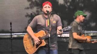 "Josh Abbott Performing ""MY TEXAS"" at KVET FREE TEXAS MUSIC SERIES"
