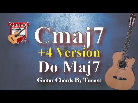 ★ C Maj 7 ★ How to play Cmaj7 chords on guitar | Do maj 7 Akoru Gitarda Nasıl Basılır ?