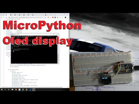 MicroPython Hardware: ILI9341 TFT & FeatherWing with Tony D