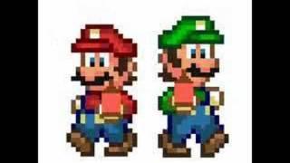 Drunk Mario