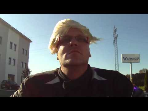 Hornig Vokuhila Windschild Test - TopGear Style