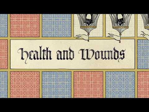 Deus Vult - Health and Wounds