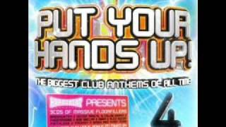Put Your Hands UP 4 CD1 Basshunter All I ever wanted