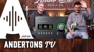 Universal Audio Arrow Desktop 2x4 Thunderbolt 3 Audio Interface - Andertons  Music Co