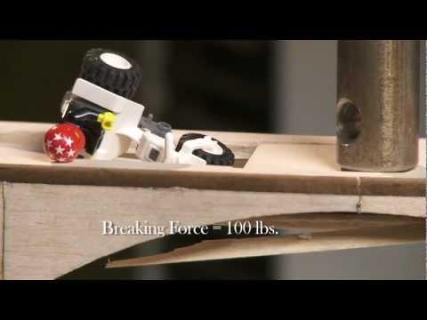 Bridge design and destruction! (part 1) (video) Khan Academy