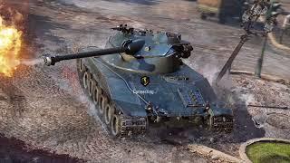 World of Tanks Blitz - Tier X gameplay