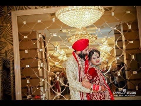 Wedding Highlight   2019   Harleen Kaur & Harmanpreet   Kamal Studio Faridabad