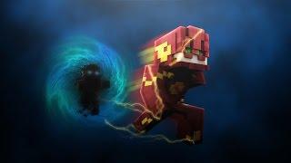 minecraft  flash vs zoom  lucky block ve koşu yarışı amp pvp  w oyun konsolu
