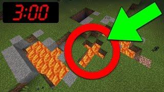 DO NOT PLAY Minecraft Pocket Edition at 3:00 AM!
