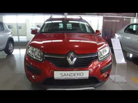 Renault  Sandero Stepway Хетчбек класса B - рекламное видео 2