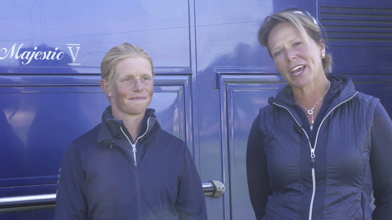 Training to win with Caroline Moore and Ros Canter promo video
