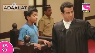 Adaalat - अदालत - Masoom Mujhrim - Episode 90 - 22nd December, 2016