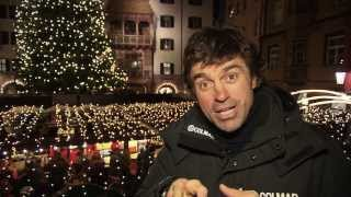 preview picture of video 'Con Kristian Ghedina al Mercatino di Natale di Innsbruck'
