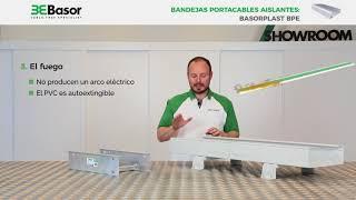 Tutorial técnico Bandejas portacable plásticas en PVC versus bandejas metálicas