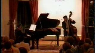 Gershwin piano-contrebasse - Pascal Wintz archives