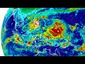 Tropical Storm KAI-TAK/Meteorologists would call this a WEATHER BOMB! 16...