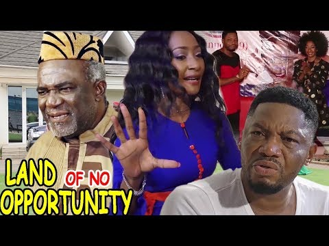Land Of No Opportunity  1&2 - 2018 Latest Nigeria Nollywood movie/African Movie/Family Movie Full Hd