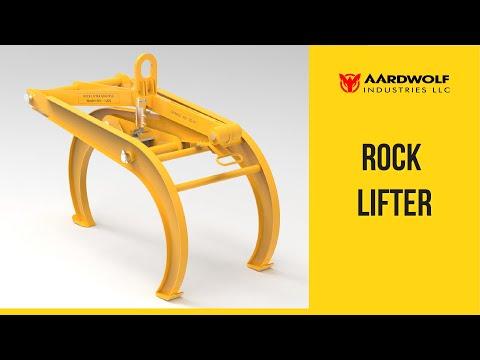 Rock Lifter Grapple ARL-1200
