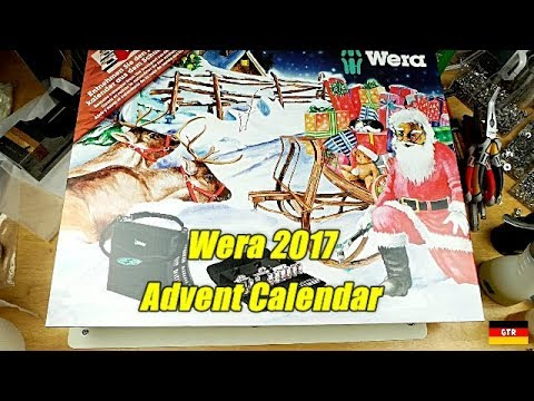 Wera 2017 Advent Calendar Review
