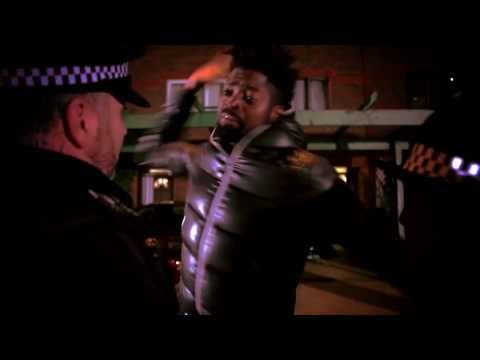 Basketmouth Slaps UK Citizen and Policeman For Free Tickets