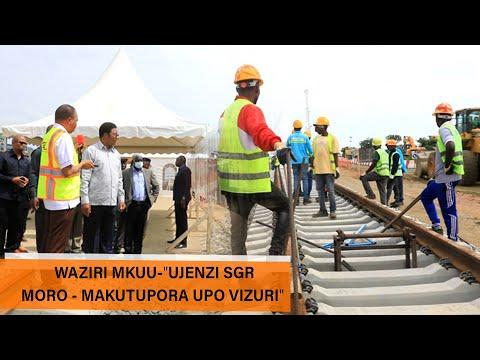 #TBC1- TANZANIA MPYA: UJENZI WA BWAWA LA KUFUA UMEME LA JNHPP