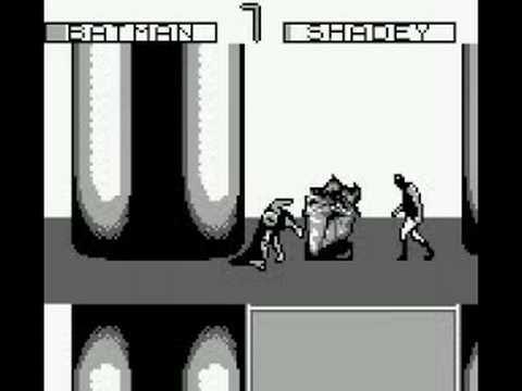 batman forever game boy controls