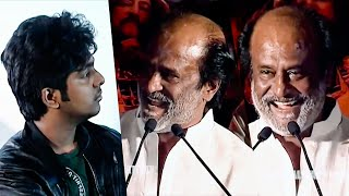 Rajinikanth shares about a sweet incident with GV Prakash on sets of Kuselan | Kuselan Audio Launch