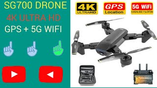 SG700 drone manual FPV Camera Drone Flight Test Review\sg700 drone price in pakistan