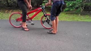 Basikal lajak#1