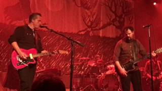 Drive-By Truckers (with Jason Isbell) - Heathens 1/26/2017 Ryman Auditorium - Nashville,TN