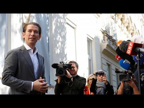 Exit Poll αυστριακών εκλογών: Μεγάλη νίκη Κουρτς χωρίς αυτοδυναμία…