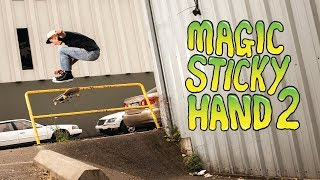 Magic Sticky Hand 2 - Pat Franklin, Anaiah Lei, Zach Riley - Trailer