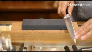 How To Use A Sharpening Stone  Knives