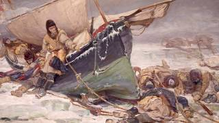 When did the ship's bell stop ringing?   Death In The Ice