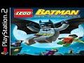 Lego Batman: The Videogame Story 100 Full Game Walkthro