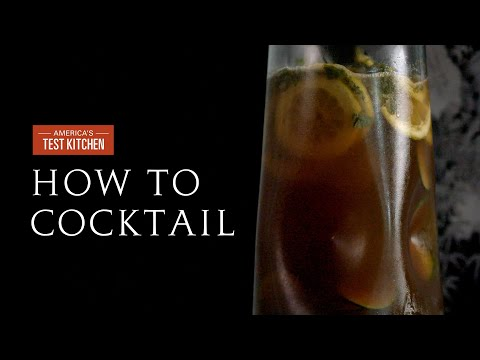 How to Cocktail: Big Batch Pimm's Cups