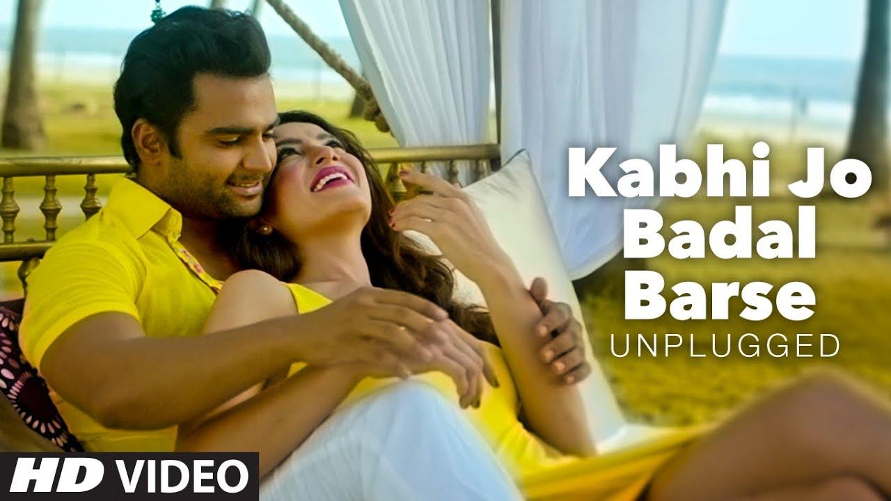 Kabhi Jo Badal Barse Lyrics Hindi English Translation