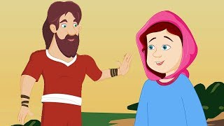 Samson and Delilah - Holy Tales Bible Stories Old Testament