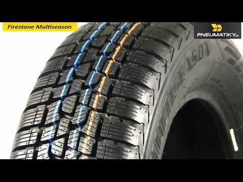 Youtube Firestone Multiseason 175/70 R13 82 T Celoroční