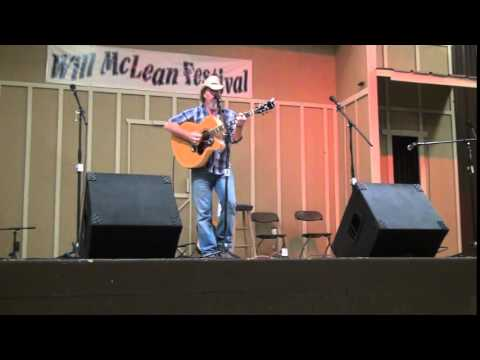 Brian Smalley @ The Will McLean Festival March 2014 (part 1 )