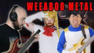 WEEABOO METAL - RiffShop (Rocksmith CDLC)