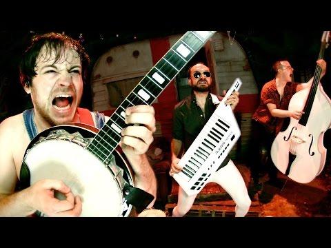 hqdefault - Un cover del Master of Puppets de Metallica con un banjo