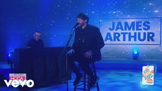 James Arthur Falling Like The Stars Live On The Today Show