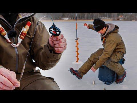 Lidt om pimpelfiskeri efter aborrer på isen