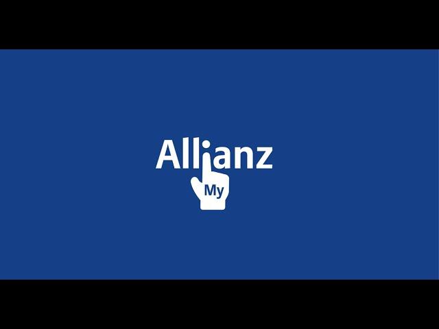 แนะนำการใช้งาน แอป My Allianz