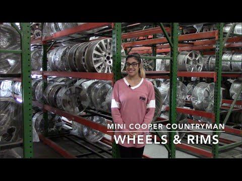 Factory Original Mini Cooper Countryman Wheels & Mini Cooper Countryman Rims – OriginalWheels.com