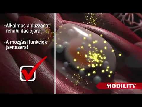 Térdfájdalom zselatin kezelése