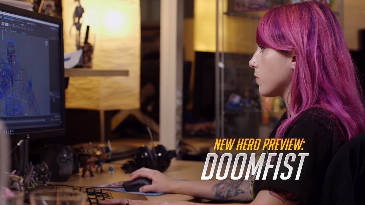 Overwatch - Anterpiam del nuovo eroe: Doomfist
