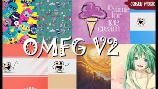 OMFG Song 2018 【Wonderful, Hello, I Love You, Ice Cream, Yeah, Mashed Potatoes, Ok】